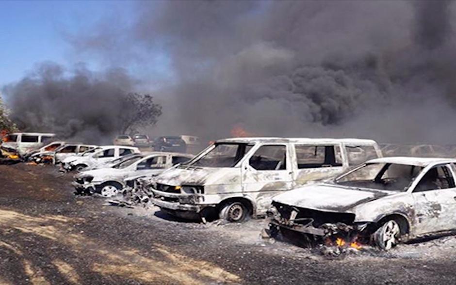 Incêndio Andancas advogados