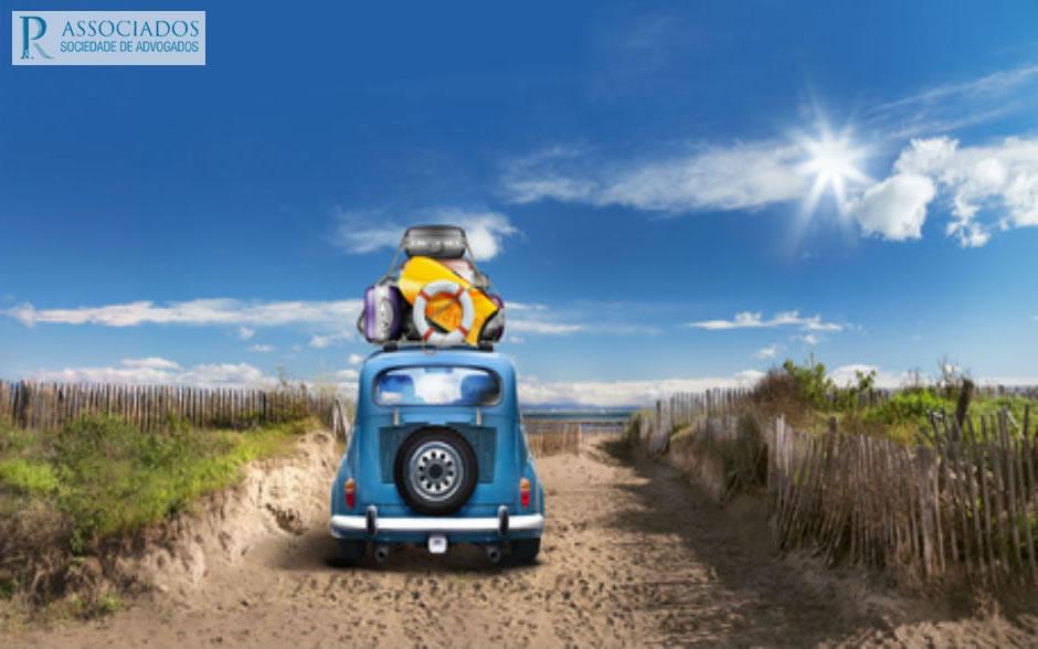 acidentes de viação férias